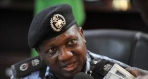 Nigerias Inspector General of Police IGP Ibrahim Idris