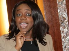 Nigerias Minister of Finance Mrs Kemi Adeosun
