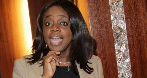 Nigerias Minister of Finance Mrs Kemi Adeosun