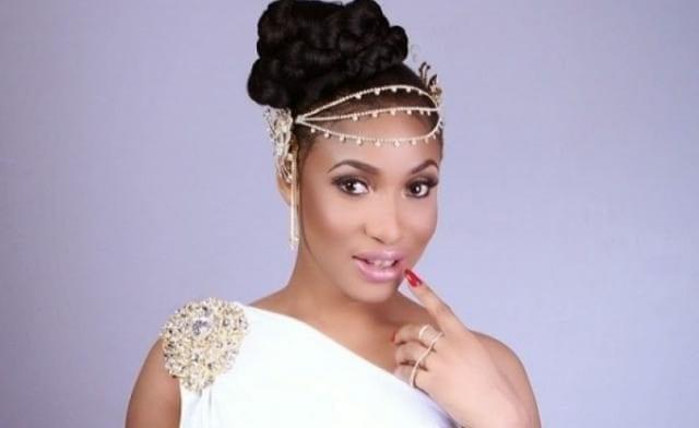 Nollywood Actress Tonto Dikeh