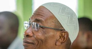 Osun State Governor Ogbeni Rauf Aregbesola