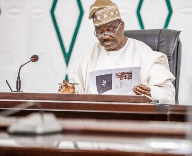 Oyo State Governor Abiola Ajimobi unveils Ibadan City Master Plan 2