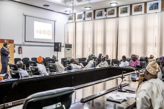 Oyo State Governor Abiola Ajimobi unveils Ibadan City Master Plan 3