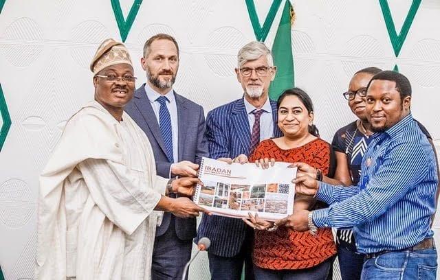 Oyo State Governor Abiola Ajimobi unveils Ibadan City Master Plan 4