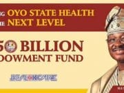 Oyo State Nb Endowment Fund For Upgrade Of  Health Facilities