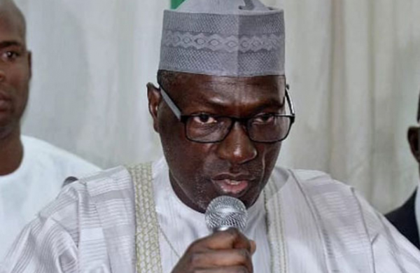PDP National Caretaker Committee Chairman, Senator Ahmed Makarfi