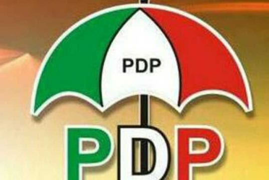 Peoples Democratic Party pdp logo