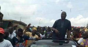 SOLIDARIRY  July  Senatorial Bye Election Saga in Osun State