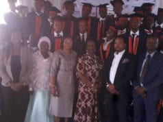 Samsung Engineering Academy in Lagos recently graduated another  technicians from its class of