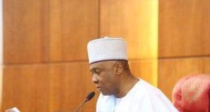 Senate President of Nigeria Dr Bukola Saraki