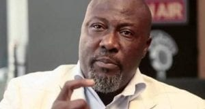 Senator Dino Melaye representing Kogi West Senatorial District