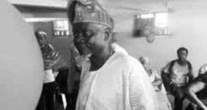 Sir Olu Abiola