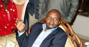 Former Taraba State Governor, late Mr Danbaba Suntai