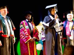 UNIOSUN Medical Students Graduates in Ukraine