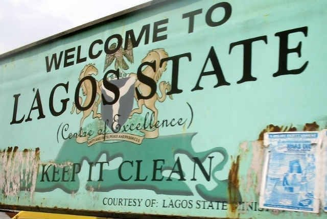 Welcome to Lagos State