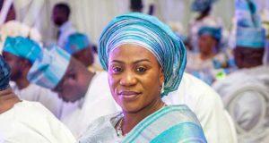 Wife of Osun State Governor Alhaja Sherifat Bidemi Aregbesola