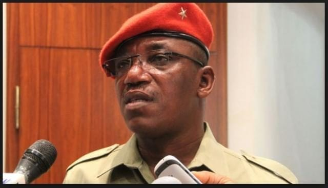 Youth and Sports Development Minister, Solomon Dalung