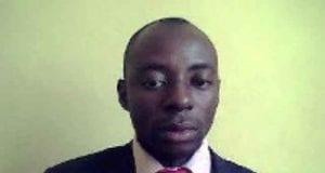 businessman Segun Oyekanmi Managing Director Loben Investment Co operative Multi purpose Society Limited