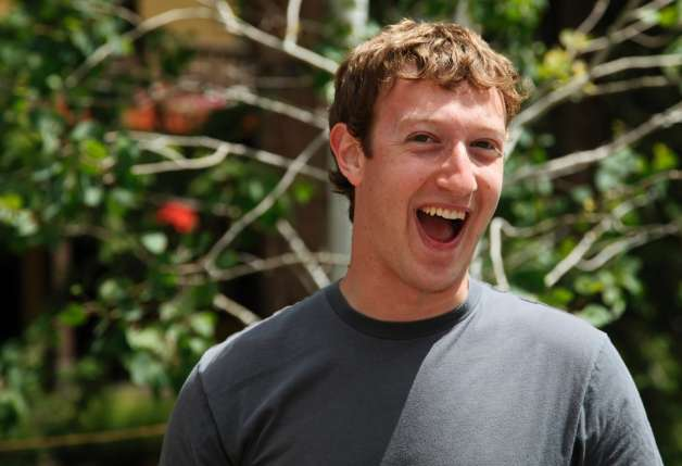 Facebook Founder snd CEO, Mark Zuckerberg