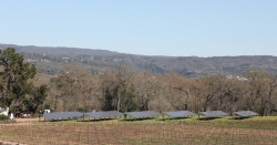 SolarCraft Completes Solar Power Installation at Monticello Vineyards in Napa Valley - Corley Family Harvests Their Own Power