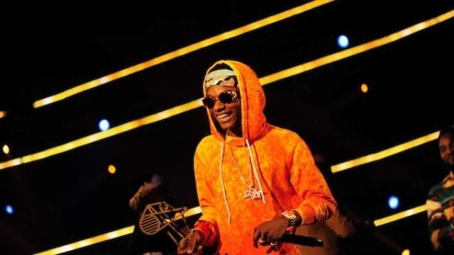 wizkid mtv africa music awards