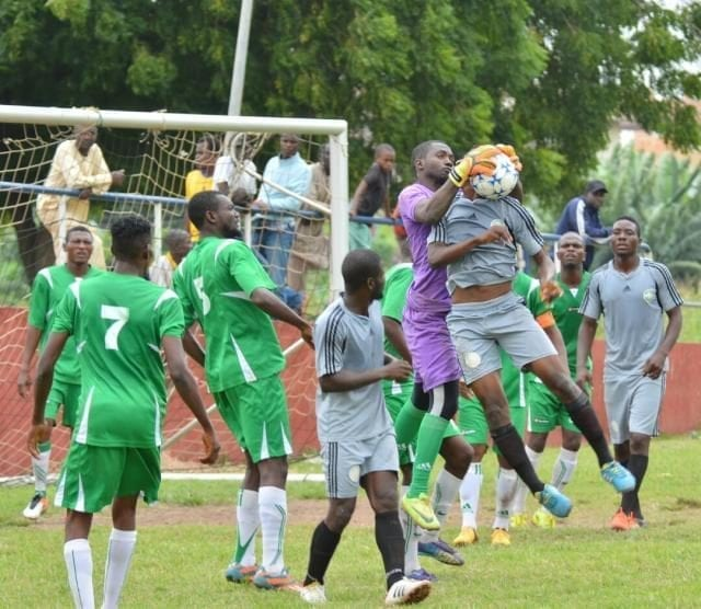 2017 JAMB Tertiary Institutions Football Competition in Ilorin