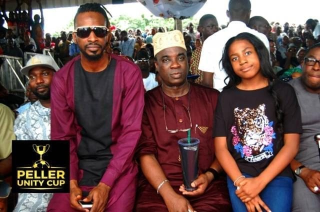 9ice and Kwam 1 at the Peller Unity Cup 2017 Grand Finale