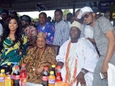 Alaafin of Oyo, Alaafin, Shina peller and wife