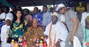 Alaafin of Oyo, Alaafin, Shina peller and wife