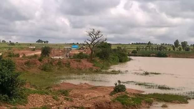 Barkin Ladi / Mangu Dam in Plateau State