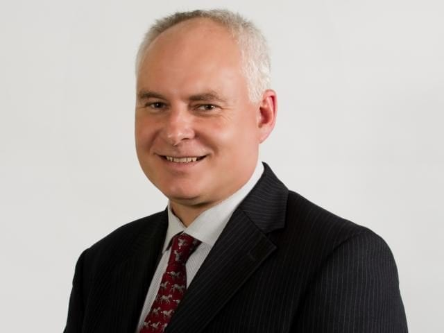 Darrel Orsmond, Financial Services Industry Head at SAP Africa