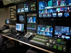 Digital Broadcasting Studio