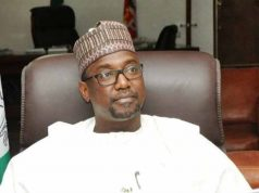 Governor Abubakar Sani Bello of Niger State