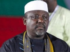 Governor Owelle Rochas Okorocha of Imo State