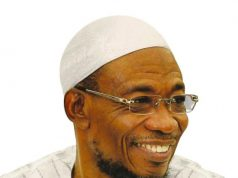 Governor Rauf Aregbesola of Osun State