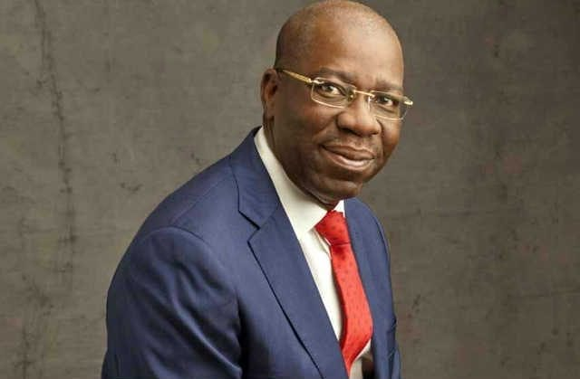 Governor of Edo State, Mr. Godwin Obaseki