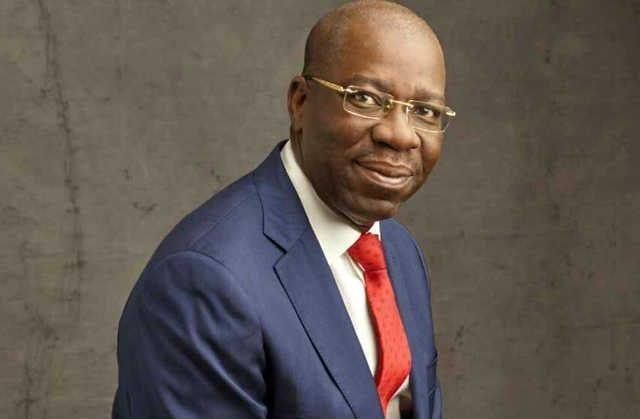 Governor of Edo State, Mr. Godwin Obaseki