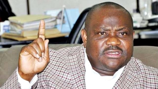 Governor of Rivers State Nyesom Wike