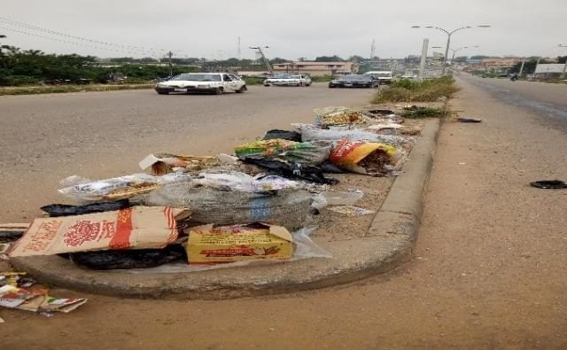 Illegal Refuse Dumping in Nigeria - Africa