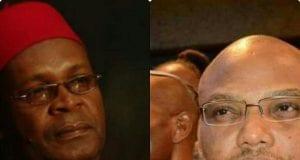 Joe Igbokwe and Nnamdi Kanu
