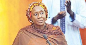 Minister of State for Industry, Trade and Investment, Hajia Aisha Abubakar