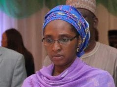 Nigeria's Minister of State for Budget and National Planning, Mrs Zainab Ahmed