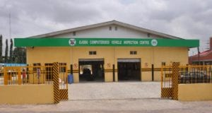 Ojodu Computerised Vehicle Inspection Centre - Lagos State, Nigeria
