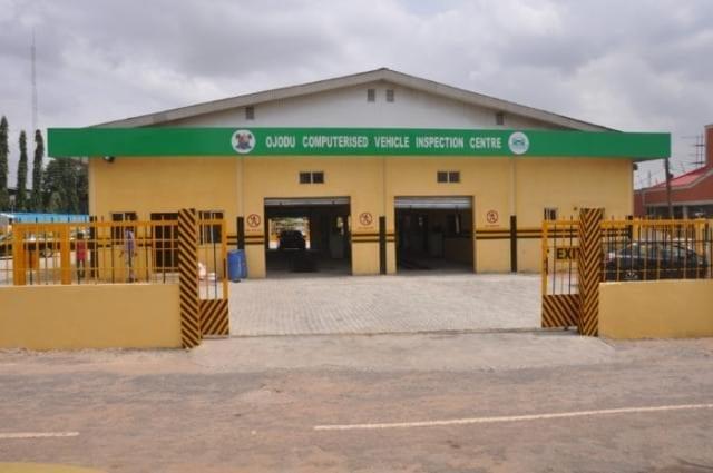 Ojodu Computerised Vehicle Inspection Centre - Lagos State, Nigeria