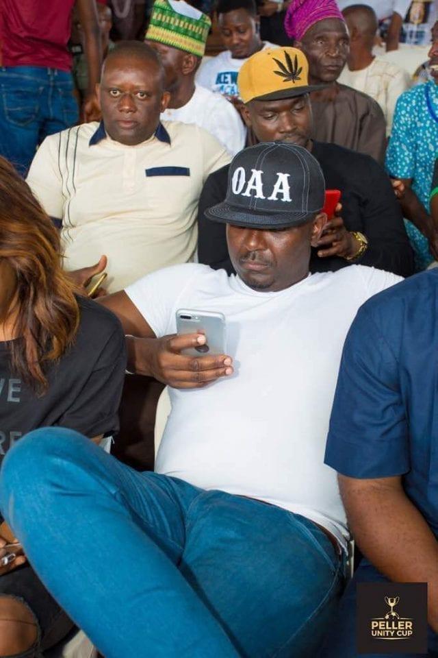 Otunba Akin Alabi, Founder Nairabet