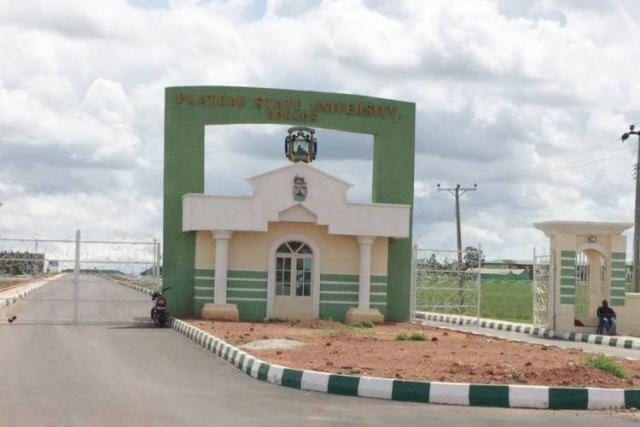 Main Entrance of Plateau State University (PLASU) in Bokkos