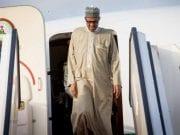 President Muhammadu Buhari (PMB) Arrives Nigeria
