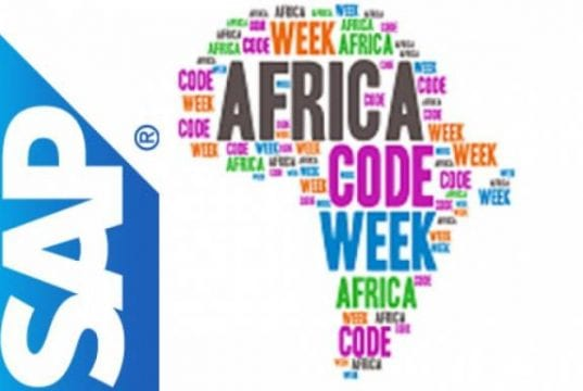 SAP Africa Code Week (ACW)