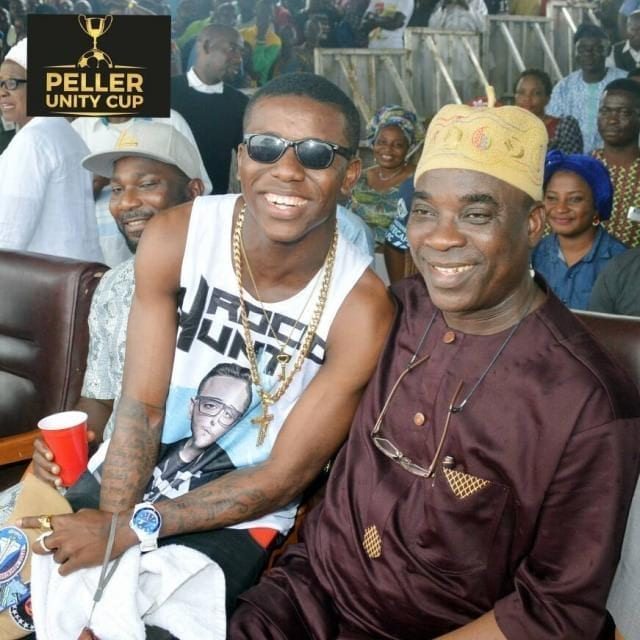 Small Doctor with KWAM1/K1 the Peller Unity Cup 2017 Grand Finale