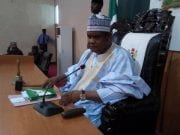Speaker of Bauchi State House of Assembly, Honorable Kawuwa Shehu Damina